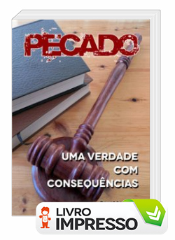 Pecado uma vercade com consequencias